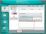 Tenorshare Data Recovery Screenshot