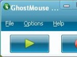 GhostMouse Win7 Screenshot