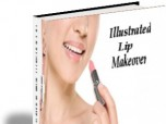 Illustrated Lip Makeover