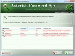 Asterisk Password Spy Screenshot