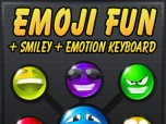 Emoji Fun + Smiley + Emotion Keyboard