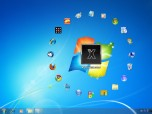 XUS Launcher Professional Edition Screenshot
