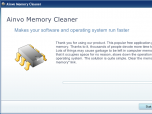 Ainvo Memory Cleaner Screenshot