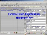 Event/Class Registration Organizer Pro Screenshot