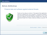 Ainvo Antivirus Screenshot