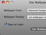 Star Wallpaper for Mac Screenshot
