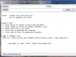 AnoHAT Doc to JavaHelp Maker