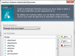 CodeTwo Outlook Attachment Reminder