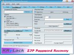 KRyLack ZIP Password Recovery