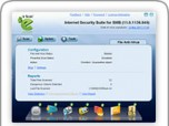 eScan Internet Security Suite for SMBs Screenshot