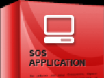 SOS Application Screenshot