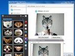 GorMedia Morecam(webcam split&effects) Screenshot