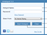mhotspot Screenshot