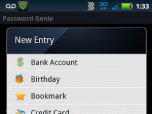 Password Genie Android