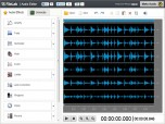 FileLab Audio Editor Screenshot