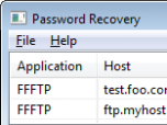 FFFTP Password Recovery