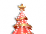 Golden Christmas Tree Screenshot