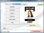 Member Track Member Check In Software