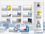 CRM Business Machine Screenshot