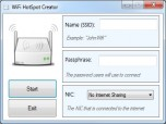 WiFi HotSpot Creator Screenshot