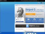 Sleipnir 3 web browser for Windows