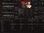 DJ Mixer 3 Professional for Mac Screenshot