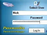 Passwordix Password Manager