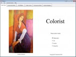 Colorist for Artists Screenshot
