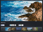 HTML5 Photo and Video Gallery Screenshot