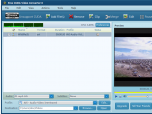 Free CUDA Video Converter Screenshot