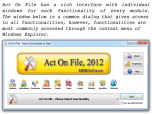 Act On File