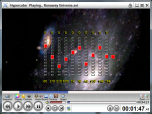 Hypercube Media Player Screenshot