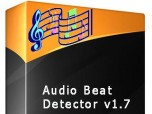 Audio Beat Detector Screenshot
