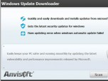 Windows Update Downloader Screenshot