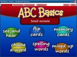 ABCBasics1 Phonics AtoZ Screenshot