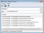 Funduc Software Touch 32-bit Screenshot