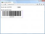 BarCode Generator SDK JS for Code 128