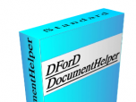 DForD DocumentHelper 2009 Standard Edition