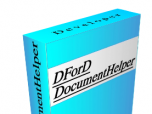 DForD DocumentHelper 2009 Developer Edition