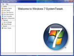Windows 7 SystemTweak