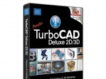 TurboCAD Deluxe Screenshot