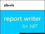 Siberix Report Writer
