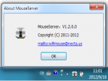 Mouse Server for Windows