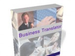 Business Translator Screenshot