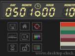Voice Digital Clock and Countdown Timer