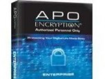 APO Encryption Enterprise Edition Screenshot