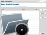 illumi Audio Converter Screenshot