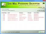Live Mail Password Decryptor