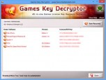Games Key Decryptor