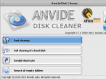 Anvide Disk Cleaner